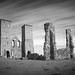 Reculver Towers by Nathan J Hammonds