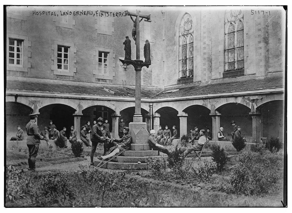 Hospital, Landerneau, Finisterre (LOC)