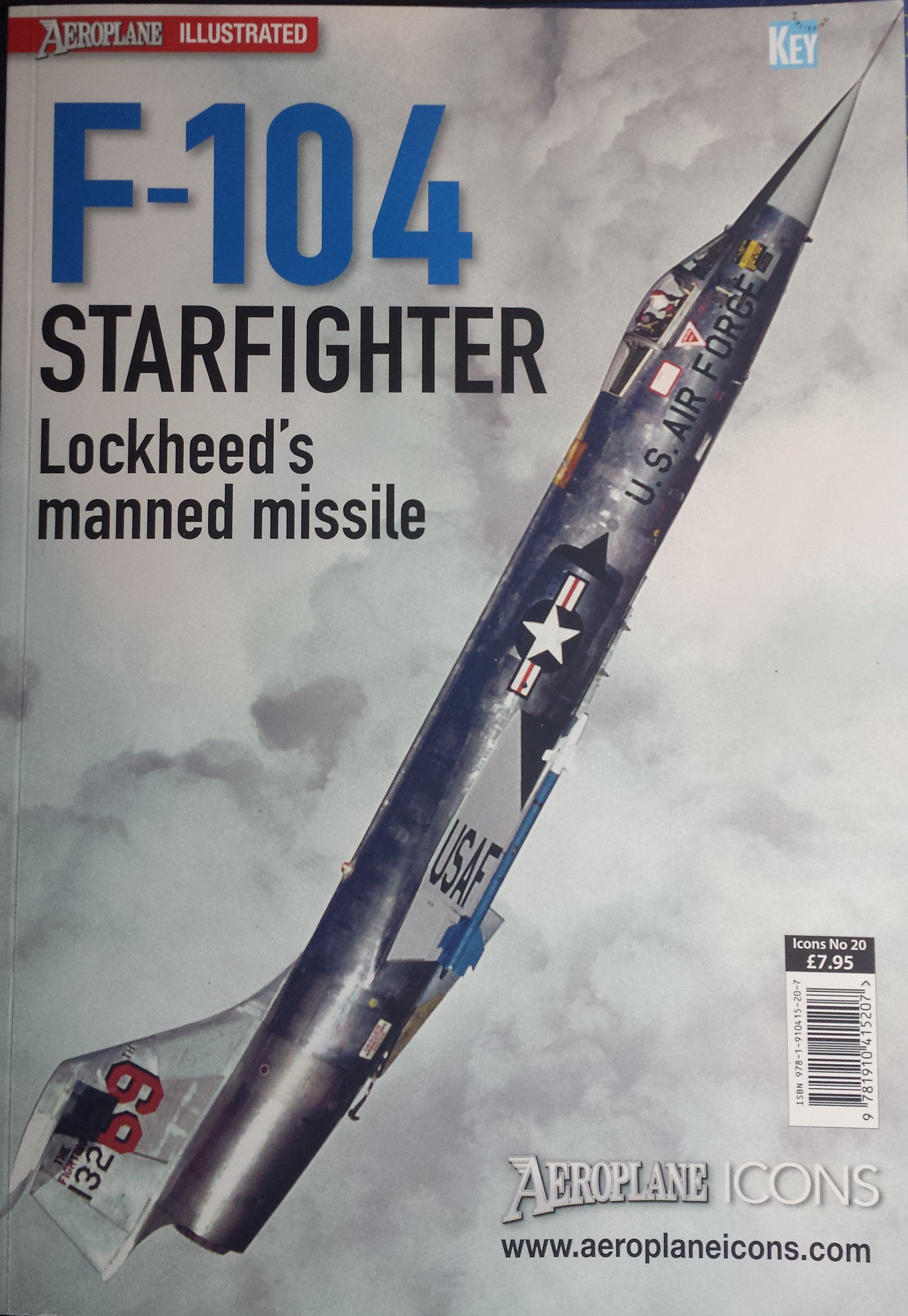 "Eduard 1/48 F-104 Starfighter ""The Right Stuff"" - Page 3 ..."