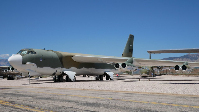 Boeing B-52G-100-BW 'Stratofortress'