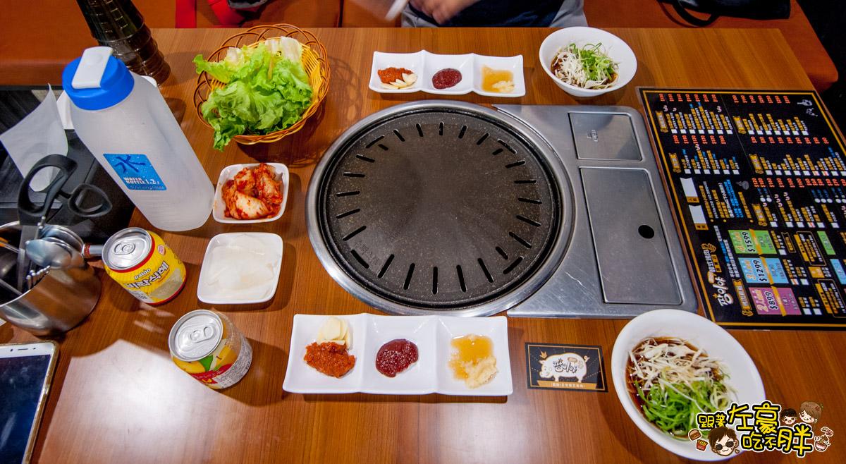 讚呀正宗韓式烤肉-9