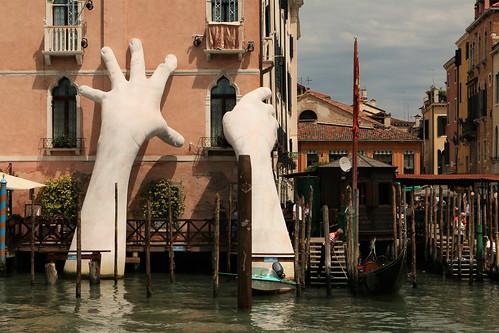 Venezia - Canal Grande - Cà Sagredo