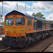 No 66732 GBRf The First Decade 1999-2009 John Smith-MD 31st July 2017 Woodbridge