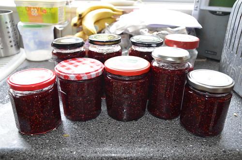 raspberry jam July 17