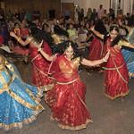 Natananjali School of Dance Participating in Diwali
