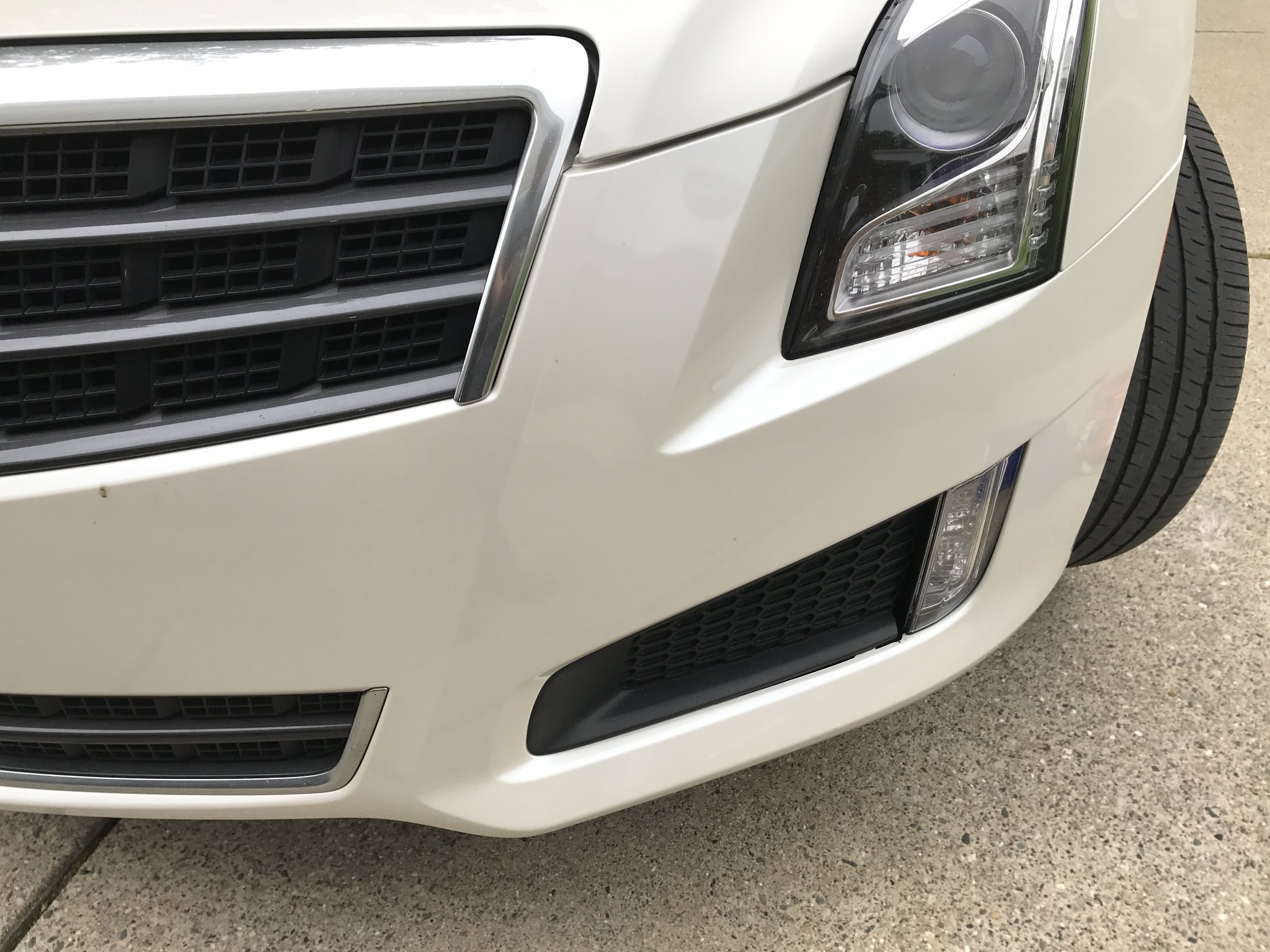 36165881286_ec3322e02d_k finally intalled the oem drl and hid on a luxury ats [archive  at webbmarketing.co