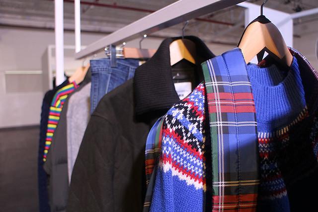 Uniqlo Fall Winter 2017 Fashion Style Duane Bacon Plaids Prints