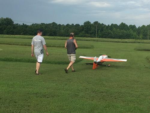 AeroNuts 1 Test