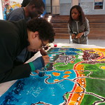 Rockaway Waterfront Alliance Batik Painting