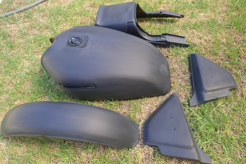 Decals over or under clearcoat - KZRider Forum - KZRider, KZ