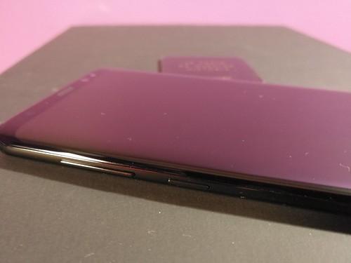 Samsung Galaxy S8 Plus: Apariencia física