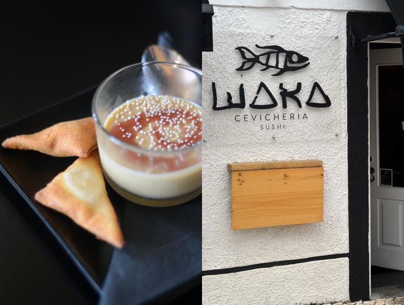 Waka Cevicheria (ou como provar os sabores do Pacífico)