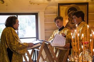 Божественная литургия156