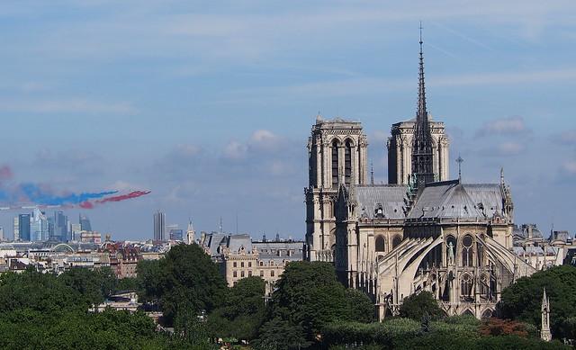 Bastille Day ~ Notre Dame de Paris ~ MjYj