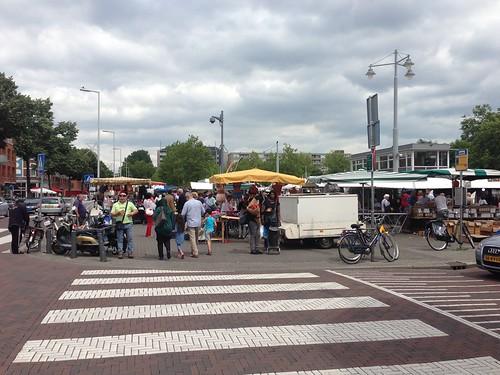 Markt Afrikaanderplein, Rotterdam