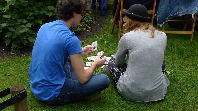 Kaartspelers