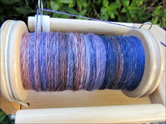 Ember Indigo Silk, as of 7/16/17