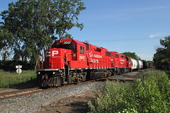 CP on MNS Spur at GV