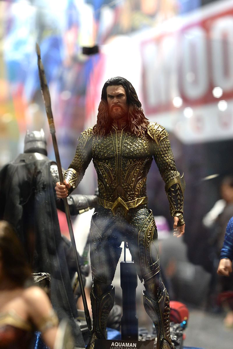 Hot Toys Aquaman SDCC2017 (Pic by www.mwctoys.com) Justice League