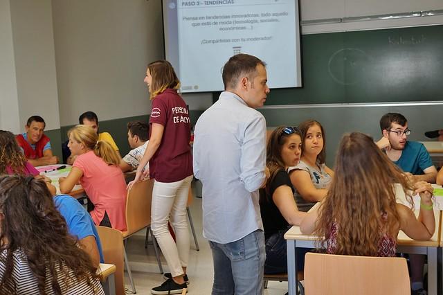 Campus Inclusivo Mare Nostrum, Sony ILCE-5000, Sigma 30mm F2.8 [EX] DN