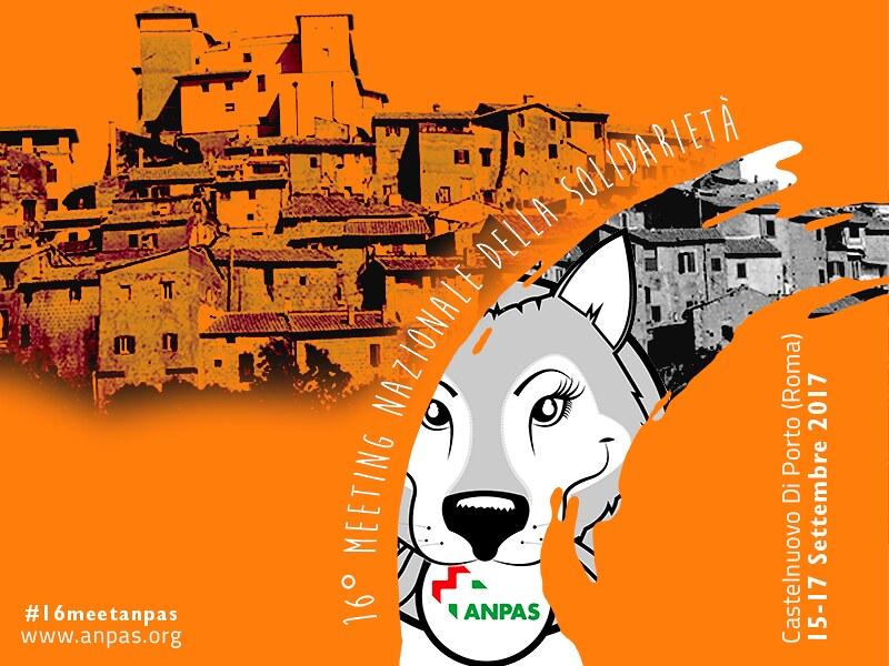 Meeting Anpas Castelnuovo di Porto 15-17 settembre 2017