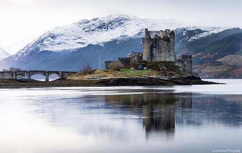 The winter castle.