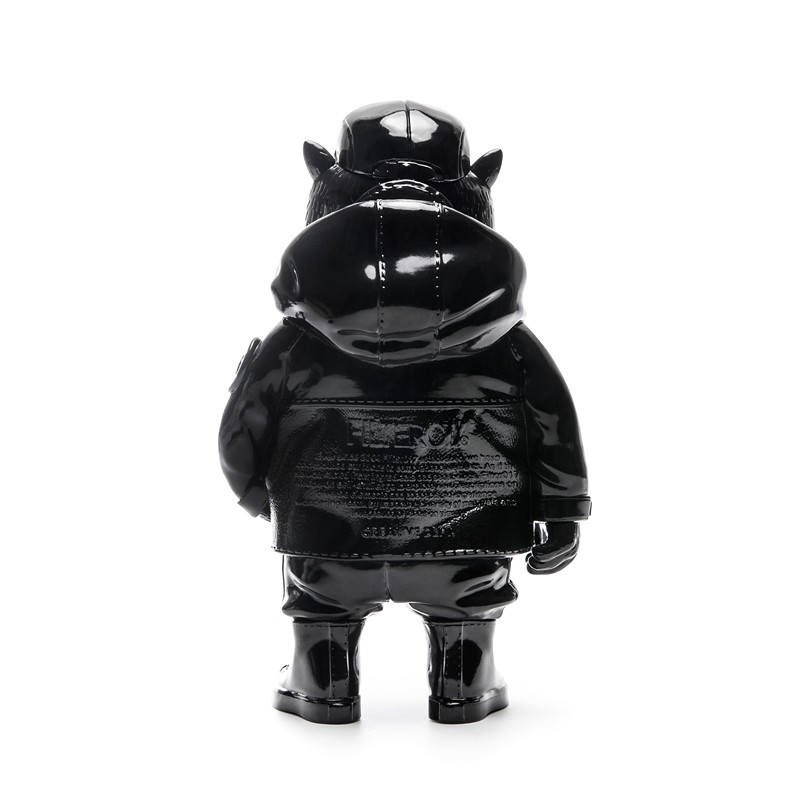 【官圖 & 販售資訊公開】FILTER017 × UNBOX INDUSTRIES 米斯獾軟膠公仔