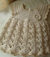 💞👏😱 I was browsing and I found this model and I was delighted that beautiful model of crochet dress see step by step this pattern