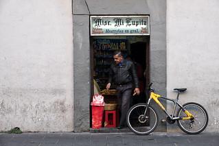Late breakfast, Puebla, Mexico
