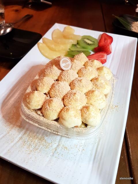 Japanese Style Soybean Milk Tiramisu