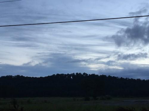 Sky in Anniston AL