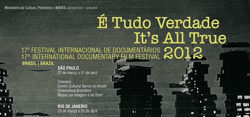 17º É Tudo Verdade - Festival Internacional de Documentários - O Real Animado