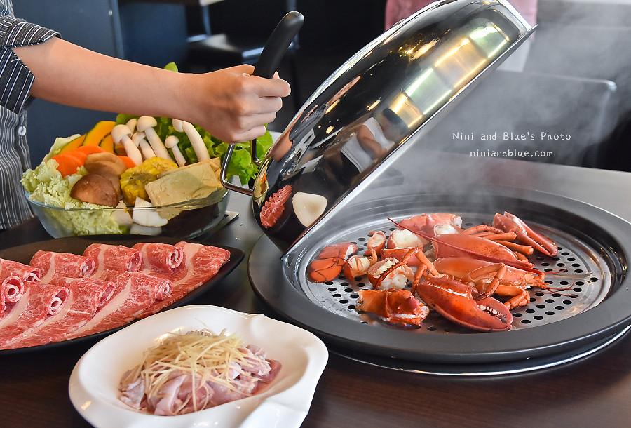 草屯海鮮鍋一品蒸料亭海產聚餐餐廳23