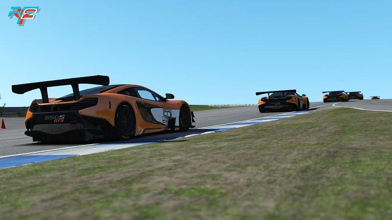 rFactor 2 McLaren GT 650s GT3