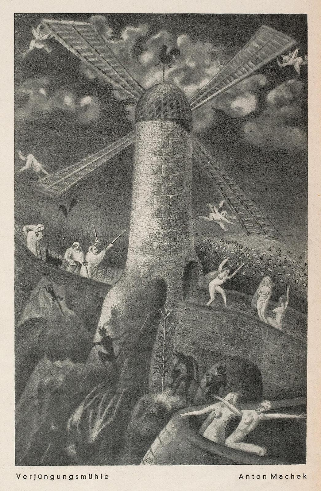 Anton Machek - Rejuvenation Mill, 1931