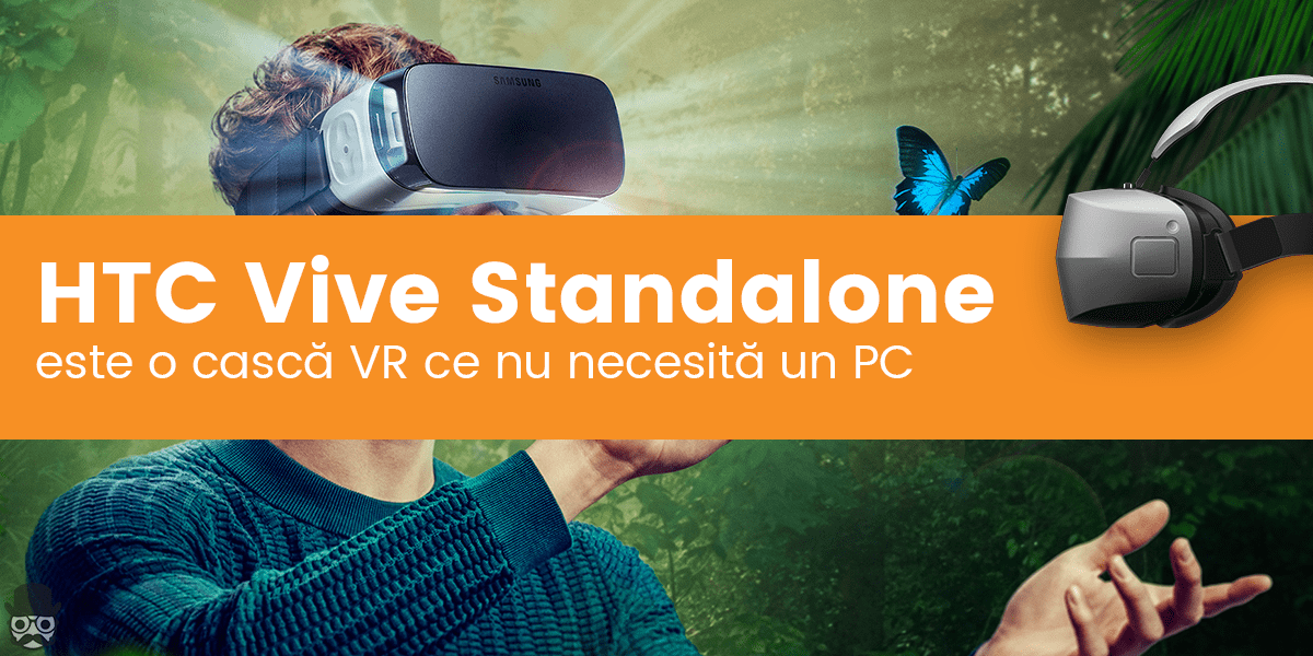 HTC Vive Standalone