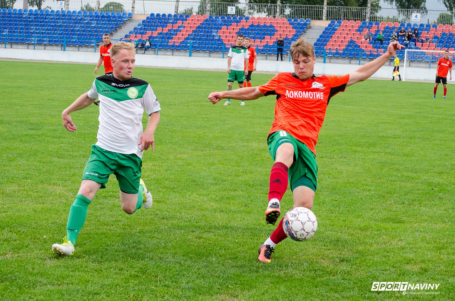 FC Lokomotiv 2:3 SK Sputnik 29/07/2017.Friendly match