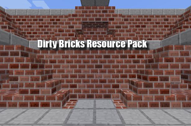 Dirty Bricks - Vanilla Add-On - Texture Packs - Minecraft - CurseForge