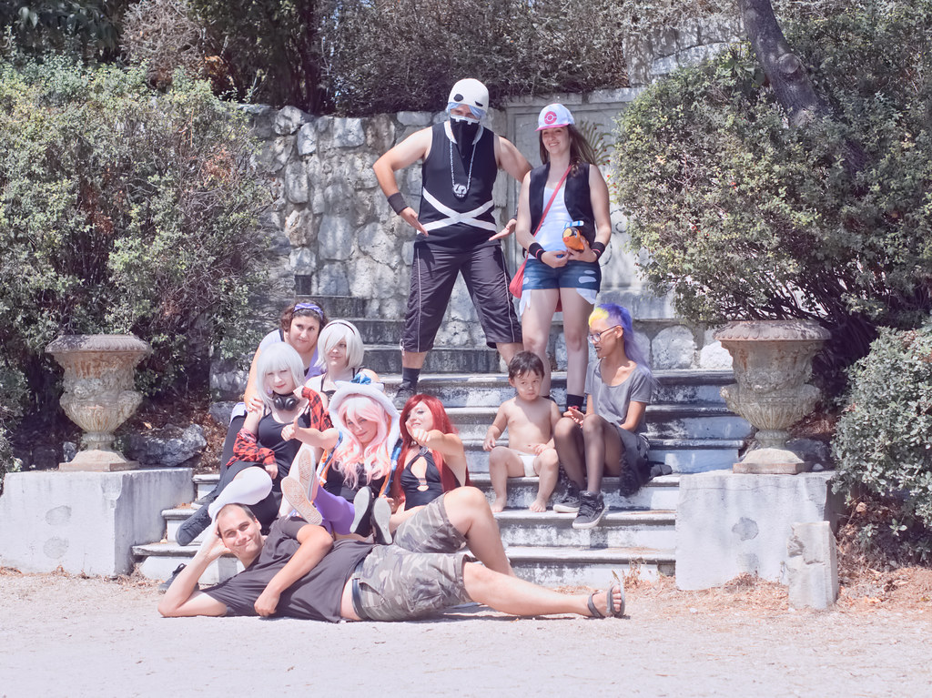 related image - Sortie Cosplay Chateau de Nice -2017-07-23- P1011078