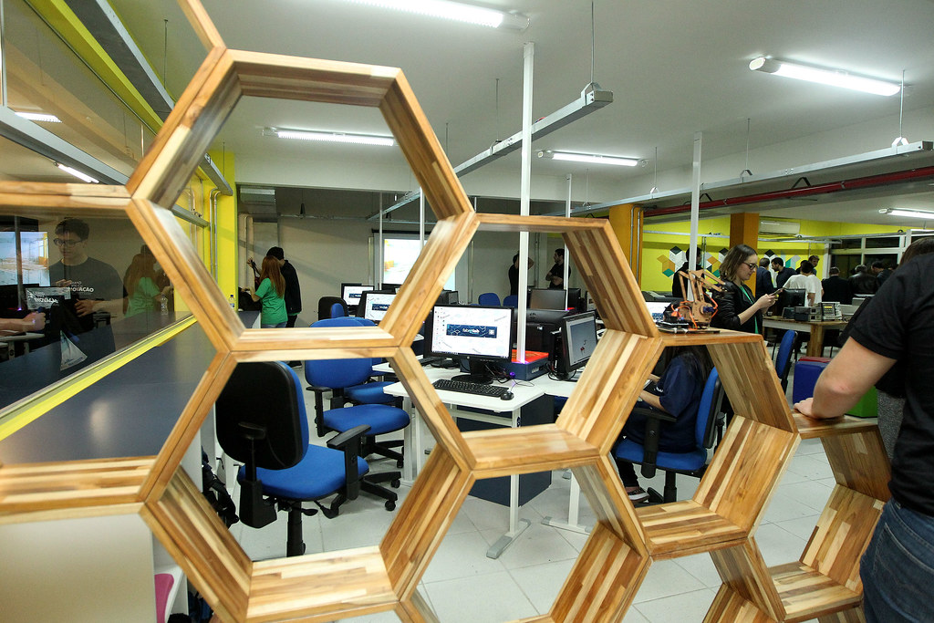 Lançamento do Fab Lab