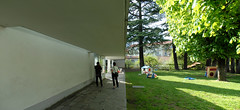giuseppe terragni, architect: asilo infantile antonio sant'elia, 1934-1937