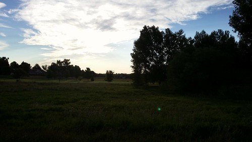 #tommw 64F mostly cloudy. Light breeze