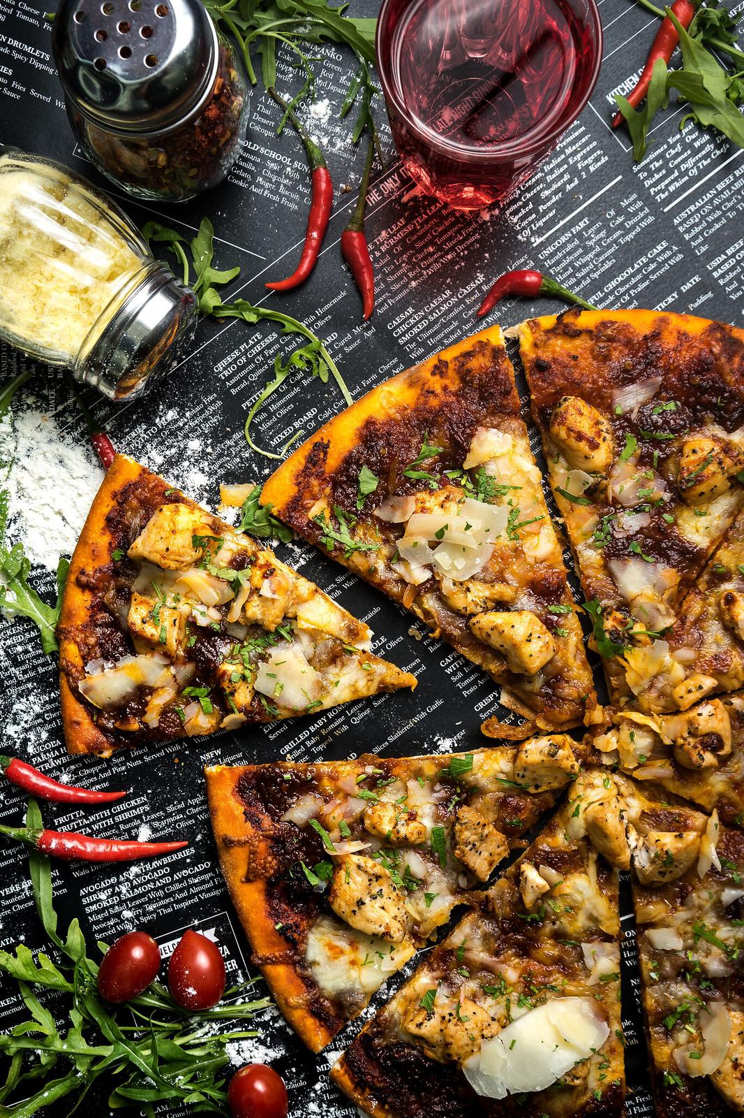 Singapore Food Festival 2017: Equilibrium - Sambal Chicken Pizza_Photo Credit-Equilibrium