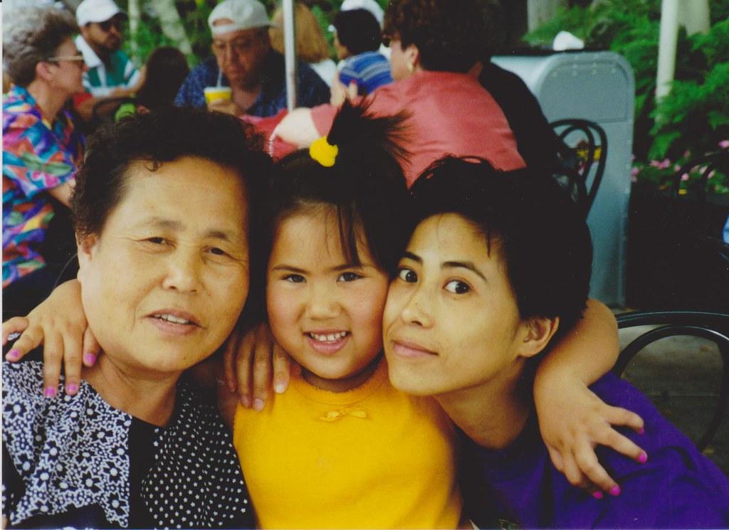Traveling 90's Kid
