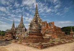 Thailand - Wat Phra Si Sanphet Palace
