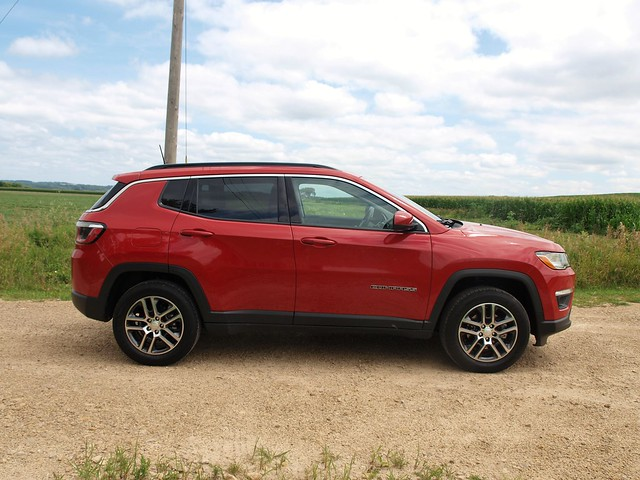 2017 Jeep Compass 4X4 Latitude