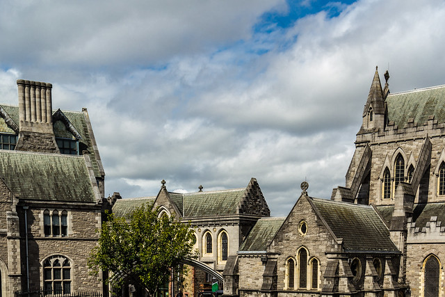Ireland - Dublin - Christ Church Cathedral