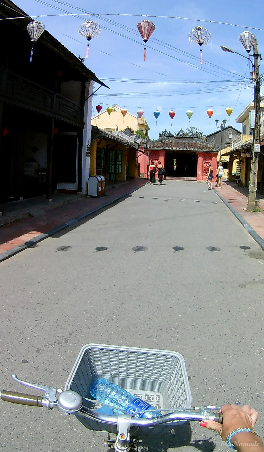 Hoi An bicycling