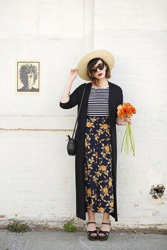 Look floral 25