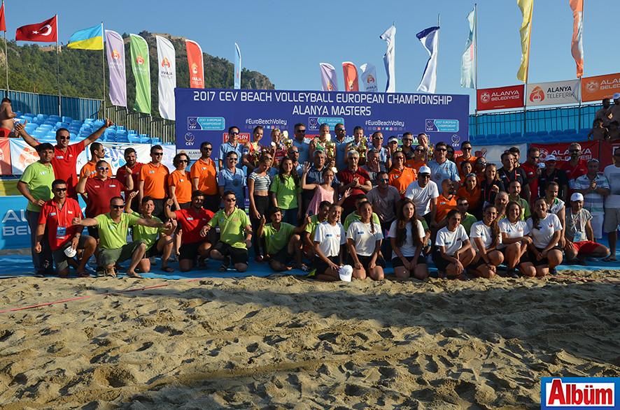 2017 CEV Bayanlar Plaj Voleybolu Avrupa Şampiyonası-5